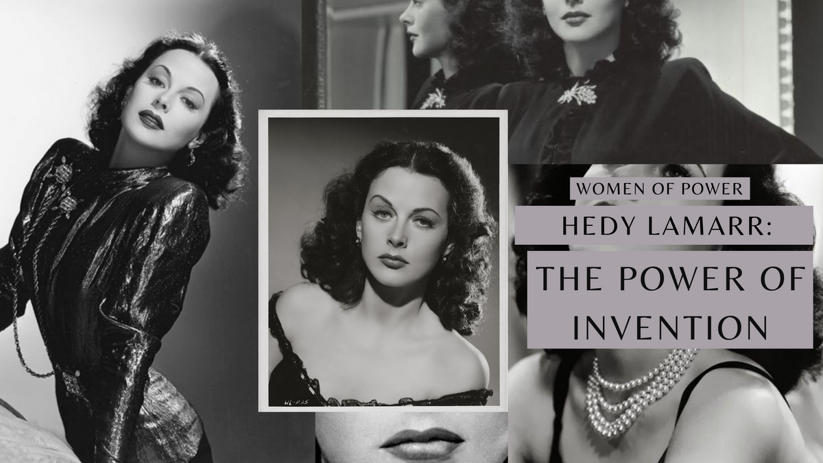 Hedy Lamarr: The Power of Invention