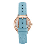 Tiffany Blue  Strap - Rose Gold Buckle