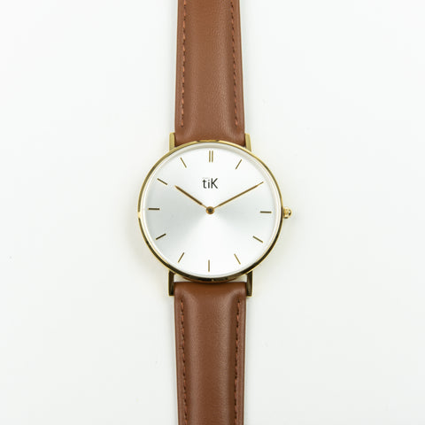Cali | Light Brown Strap
