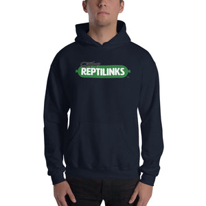 Hooded Sweatshirt - Reptilinks