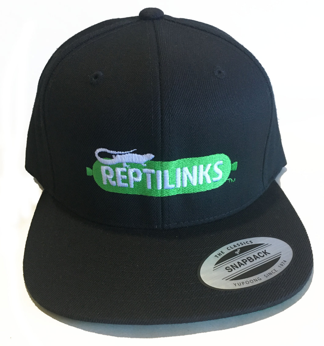 Reptilinks Snap-Back One Size Fits all Hat