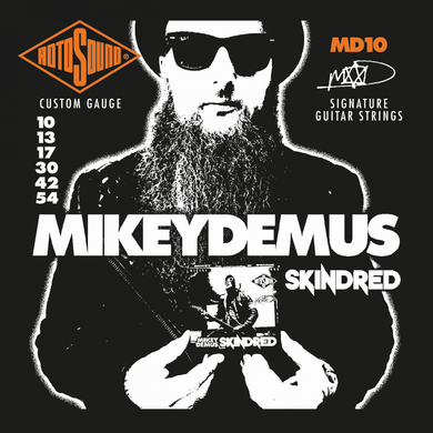 RotoSound Mickey Demus Ele Str 10-54 Strings