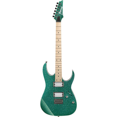 Ibanez RG421MSP-TSP Turquoise Sparkle Electric Guitar