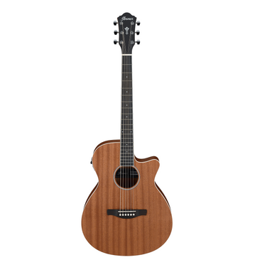 Ibanez AEG7MH-OPN Acoustic Guitar, Open Pore Natural