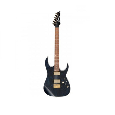 Ibanez High Performance RG421HPAH - Blue Wave Black Electric Guitar