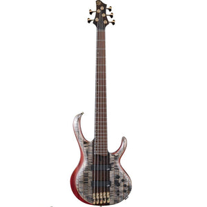 Ibanez BTB1935-BIL Premium 5 String Bass In Black Ice Low Gloss