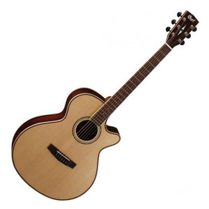 Cort AS-S5 Natural Acoustic Guitar