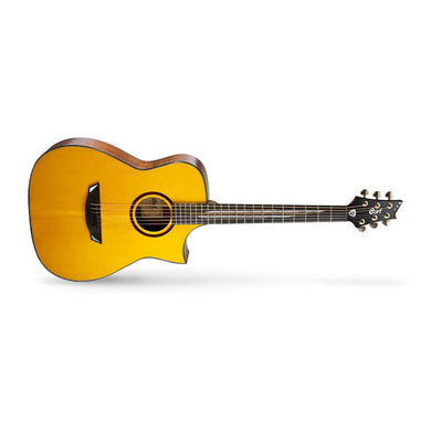 Cort Luxe Frank Gambale Signature Natural Acoustic Guitar