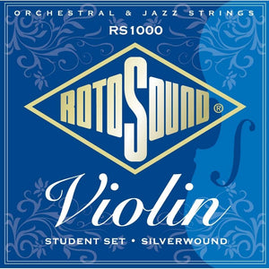 RotoSound RS1000 Violin Set Strings