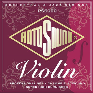 RotoSound RS6000 Violin Set Strings