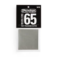 Dunlop 65 Micro Fine Fret Polishing Cloth