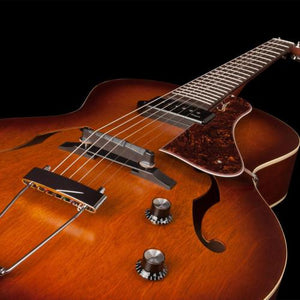 Godin 5th Avenue Kingpin P90 Cognac Burst Electric Guitar