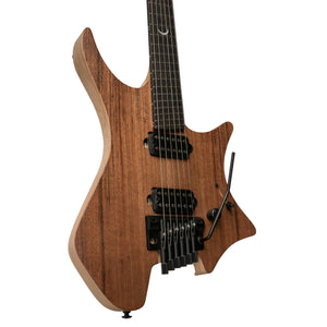 Strandberg Boden Plini Edition Ebony Natural Electric Guitar