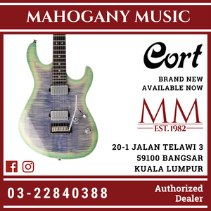 Cort G 290 LE Lagoon Beach Electric Guitar