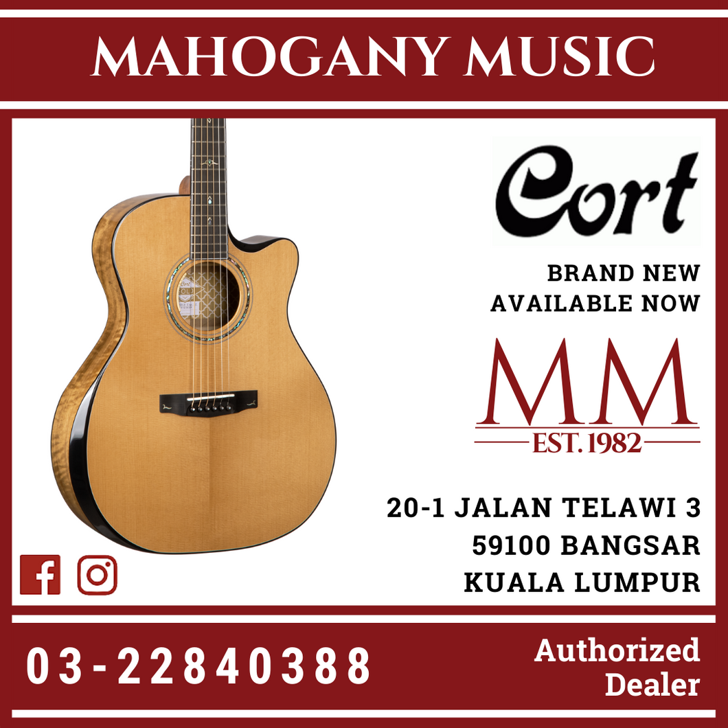 Cort Gold-Edge LE Limited Edition Acoustic Guitar