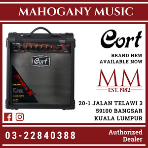 Cort MX15R 15W Electric Guitar Amplifier