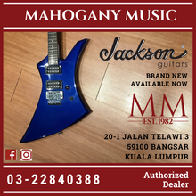 Jackson Kelly K10 Blue Electric Guitar