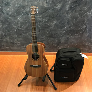 "Journey Instrument OF310 Sepele ""Foldable"" Travel Acoustic Guitar"