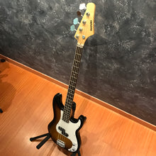 Suzuki SPB10 Sunburst Bass Guitar