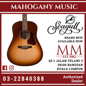 Seagull Entourage Autum Burst Acoustic Guitar 46492