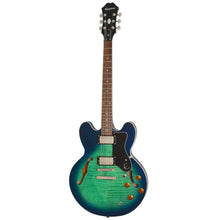 Epiphone Ltd Ed ES-335 PRO Electric Guitar, Aquamarine