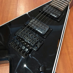 B.C Rich JRV Standard Black Gloss Electric Guitar