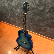 Ovation Tangent MOB57 Surf Blue Acoustic Guitar