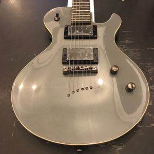Dean Deceiver X Metallic Silver Electric Guitar