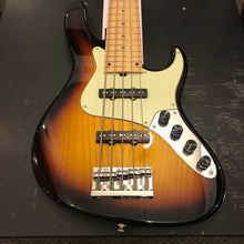 Sadowsky MV524 59Burst Bass Guitar