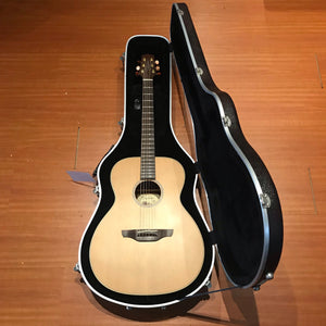 Takamine AN70 OM Natural Finish Acoustic Guitar