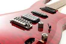 Cort Aero 11 Black Cherry Electric Guitar