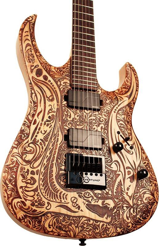 Cort X Urubaya Limited Edition Electric Guitar