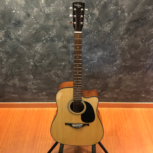 Custom Acoustic FG85 CE Acoustic Guitar