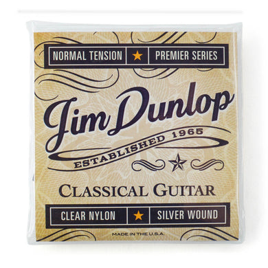 Jim Dunlop DPV101 Classical Guitar Strings