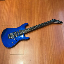 Hamer CT2/2 Cobalt Blue Electric Guitar