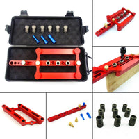 Self Centering Dowelling Jig Set