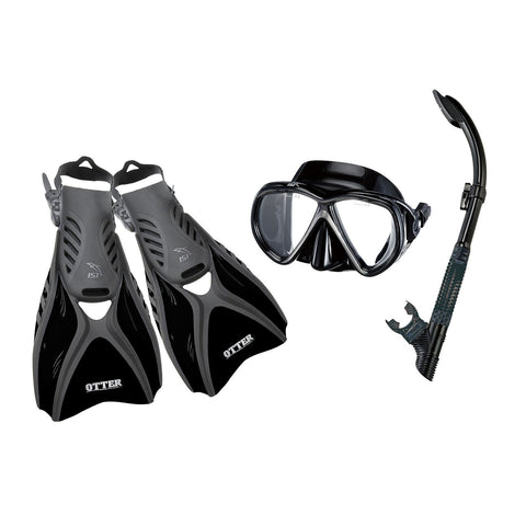 CF-02 (Snorkeling Combo Set) - Keluar.my | Be Awesome | Step Outside | Do Outdoors