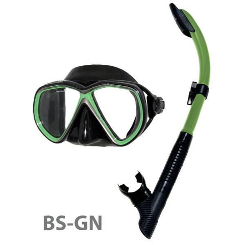 CS-75608 (MASK AND SNORKEL COMBO SET) - Keluar.my | Be Awesome | Step Outside | Do Outdoors