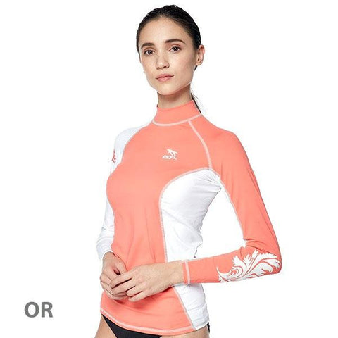 DS-56 (Spandex Rash Guard) For WOMEN