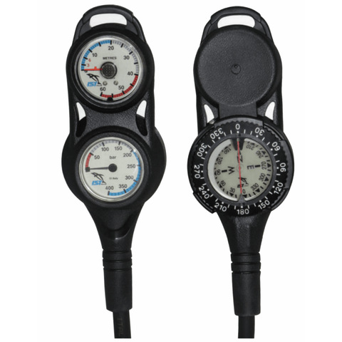 GP-500 (MINI TRIPLE GAUGE CONSOLE) - Keluar.my | Be Awesome | Step Outside | Do Outdoors