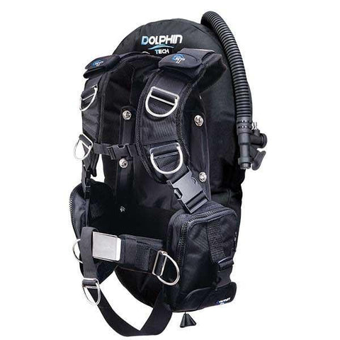 JT-30D (SINGLE TANK TECH BCD WITH BASIC HARNESS)