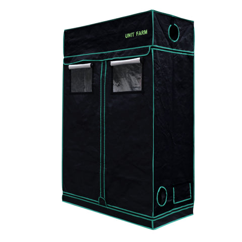 Unit Farm Grow Tent 2x4x6ft (120x60x180cm)