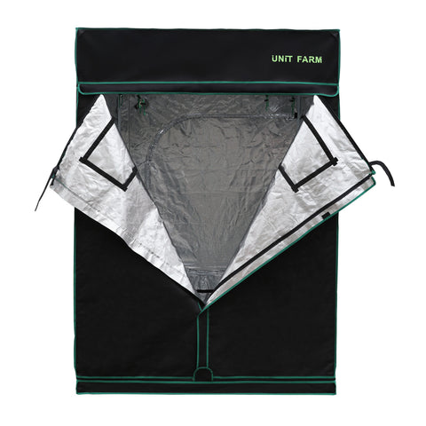 Unit Farm Grow Tent 5x5x7ft (150x150x210cm)