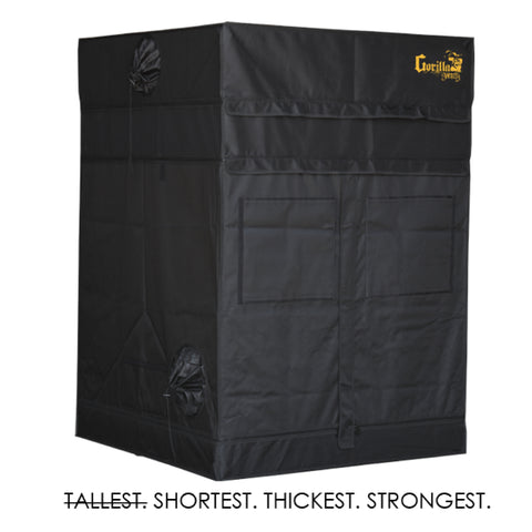 Gorilla Shorty Indoor Grow Tent 4 x 4