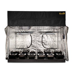SuperCloset SuperRoom 5′ x 9′ LED Complete Grow Kit with KIND XL1000