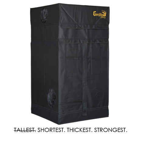 Gorilla Shorty Indoor Grow Tent 3 x 3