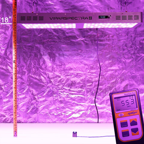 Viparspectra Timer Control VT600 600W LED Grow Light