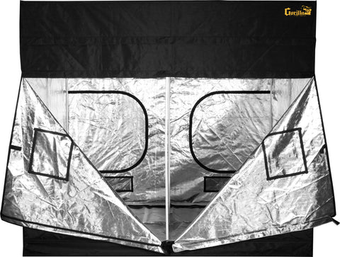 Gorilla Grow Tent - 8' x 8' Indoor Portable Grow Room