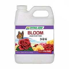 Dyna-Gro Bloom 3-12-6 Plant Food 15 Gal.