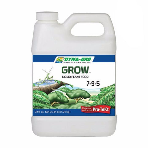 Dyna-Gro Grow 7-9-5 15gallon